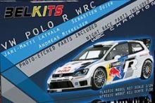 VW Polo R WRC Red Bull