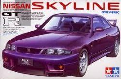 Tamiya Nissan Skyline GT-R V Spec