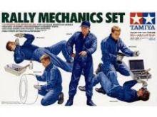 Tamiya Rally mechanics
