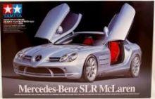 Tamiya Mercedes McLaren SLR