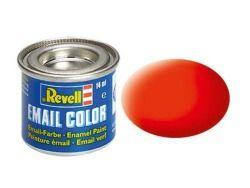 Revell Enamel Paint number 25 luminous orange