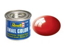 Revell Enamel Paint number 31 gloss fiery red