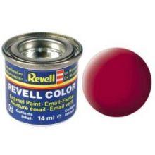 Revell Enamel Paint number 36 matt carmine red