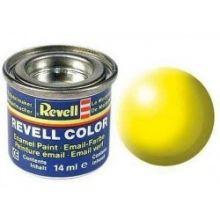 Revell Enamel Paint number 312 silk matt luminous yellow