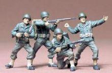 Tamiya US Army Infantry 1/35th