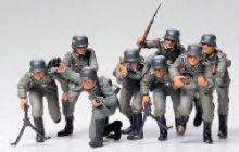 Tamiya German Assault troops 1/35th