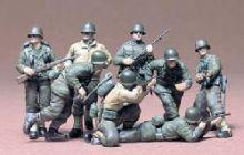 Tamiya US Infantry European Theater 1/35th