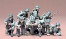 Tamiya German Panzer Grenadiers Kit 1/35th