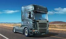 Italeri Scania R620 V8 New R Series