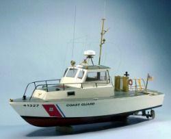 Dumas Coast Guard Utility Boat (1214)