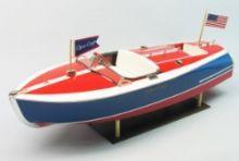 Dumas 16ft Chris-Craft painted Racer