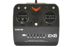 Volantex Exmitter 6 channel radio system