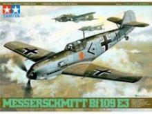 Tamiya Messerschmitt BT 109 E-3
