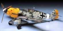Tamiya Messerschmitt Bf109E 4/7 1/48th