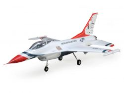 F-16 Thunderbirds 70mm EDF Jet PNP