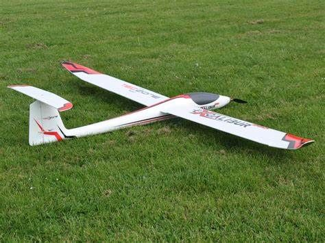 Excalibur 2.5m Plug and play glider