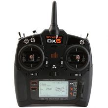 Spektrum DX6 G3 Transmitter & AR6600T (Mode 2) SPM6755EU