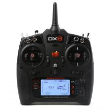 Spektrum DX8 Gen2 Transmitter with AR8010T Receiver