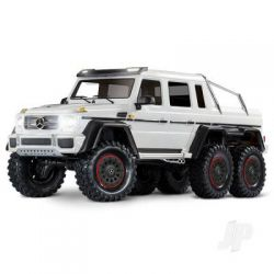 Traxxas TRX-6 Mercedes-Benz G 63 AMG 6x6