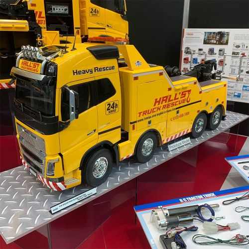 Volvo FH-16 8x4 Tow Truck