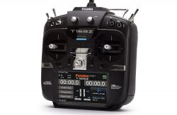 Futaba T16SZ 16-Channel 2.4GHz (Mode 2) Combo with R7008SB Receiver