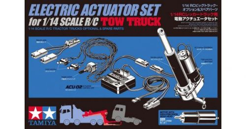 RC Tow actuator set